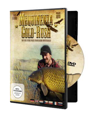 Mequinenza Gold Rush DVD